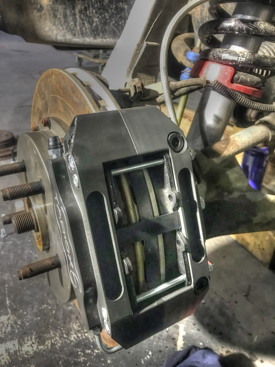 Brake Caliper tarox BF34-6