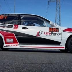 Спирачна система Tarox подсилваща Honda Civic